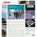 Exibart - LIUBA, Guardando Oltre - by Cristina Principale