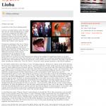 LIUBA - Chelsea Sabotage at Weisspollack Galleries New York - UndoNet 2006