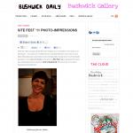 LIUBA - Bushwick Site Fest 2011