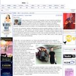 Interview to LIUBA - Il Giornale.CH, 2008