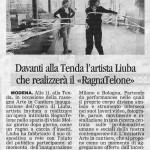 LIUBA - Gazzetta di Modena 2006