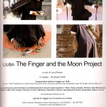 LIUBA - The Finger and the Moon Project, Flash Art 2009